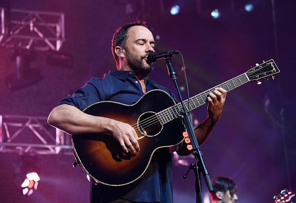 Win Dave Matthews Tickets During Summer Concert Series