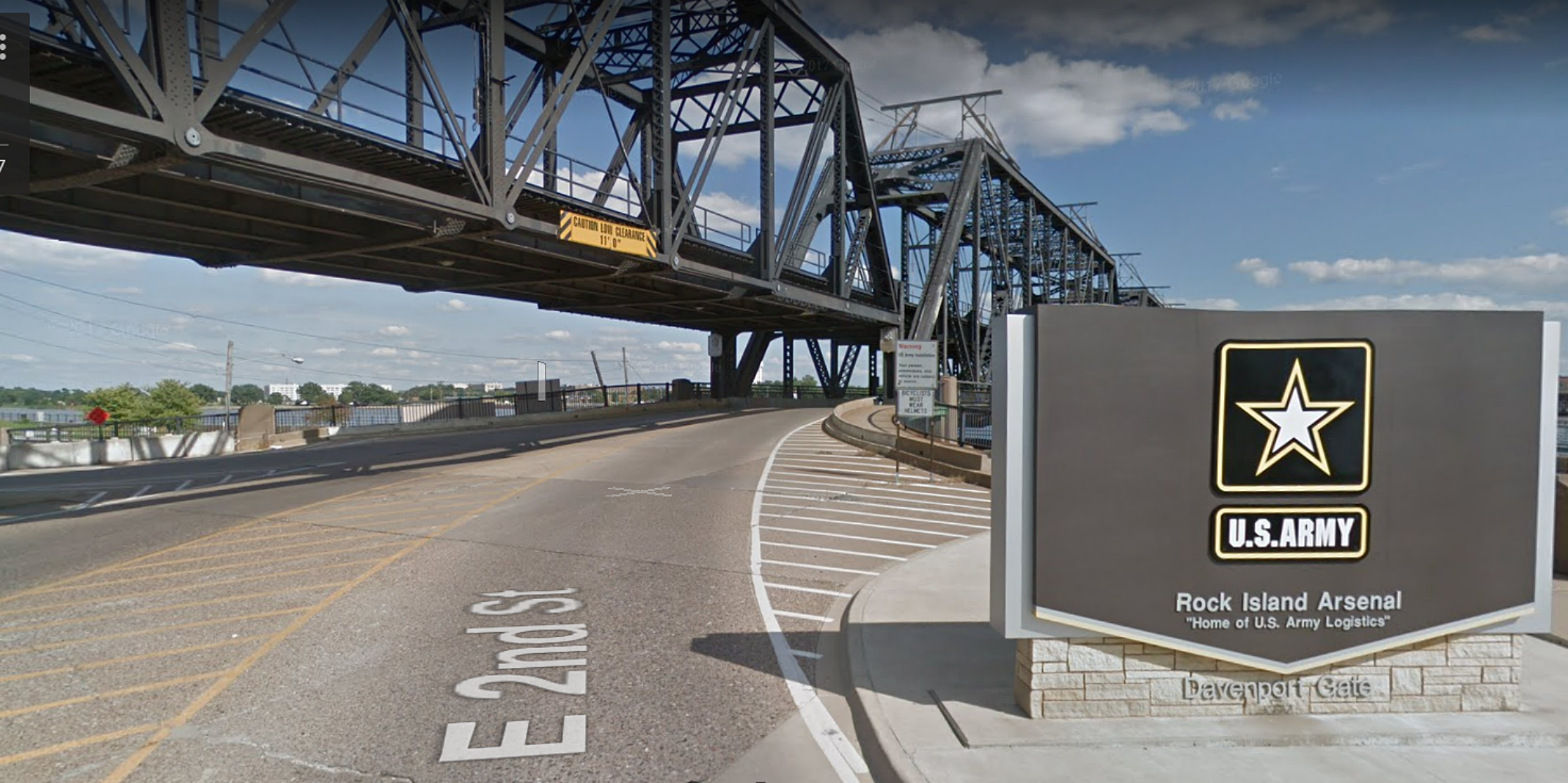 The Government Bridge Will Be Closed On Friday