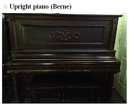 Free Stuff In Albany Piano Bed Fish And More