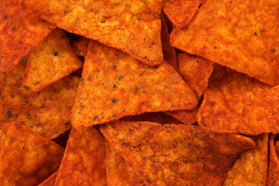 Deep Fried Cheese Stuffed Doritos