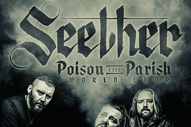 Seether Deliver Colorful 'Save Today' Video