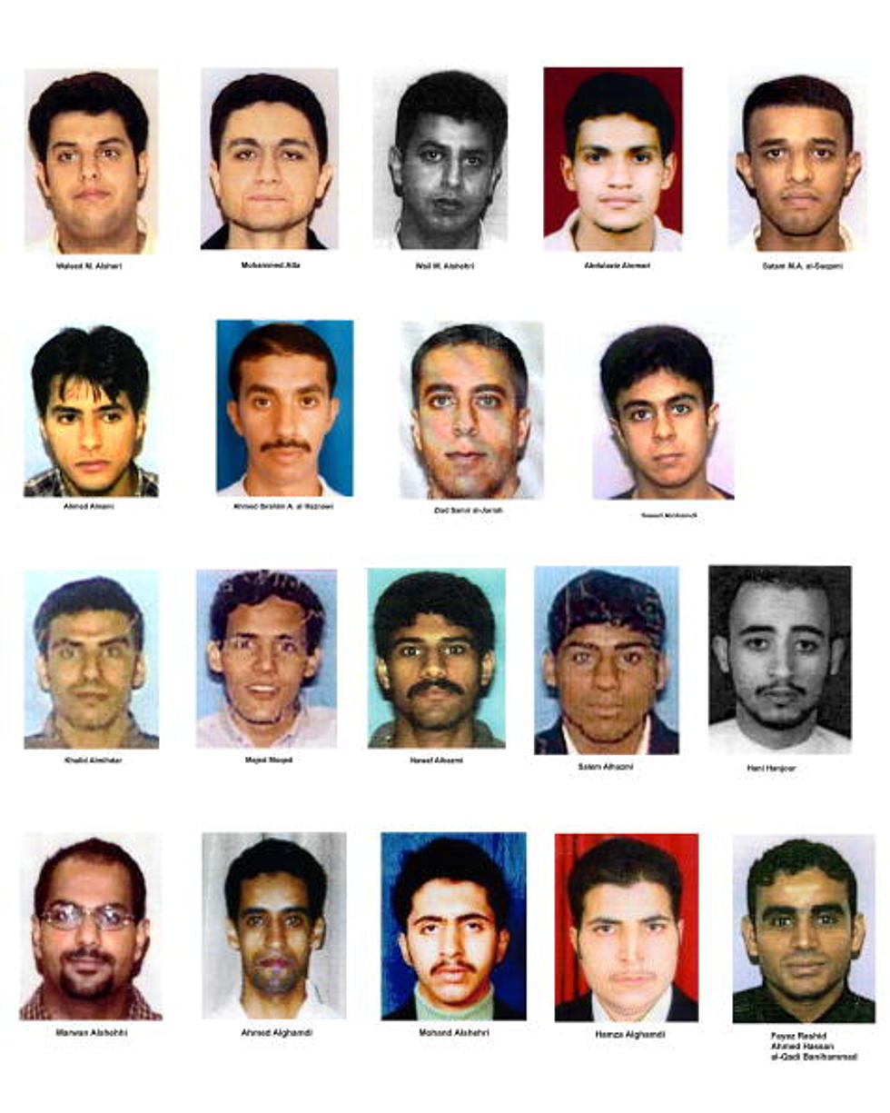 How Were the 9/11 Hijackers Identified? Real ID Act?