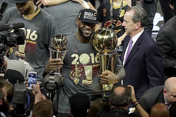 2016 NBA Finals Recap: LeBron James Leads Cleveland Past Golden State