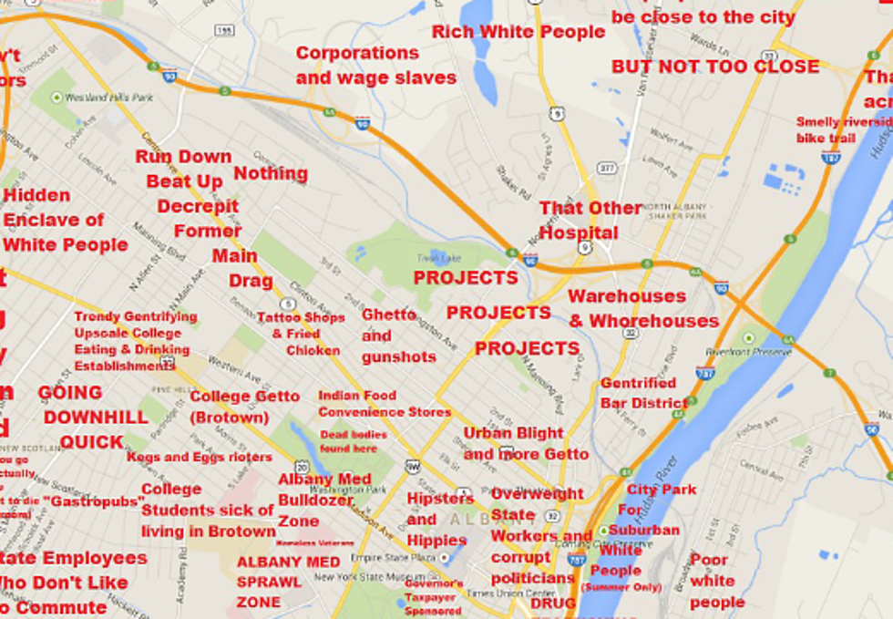 A Judgmental Map of Albany on map of cohoes new york, map of brooklyn new york, map of niagara falls new york, map of bronx new york, map of westchester new york, map of latham new york, map of watertown new york, map of santa fe new mexico, map of new york weather, map of cooperstown new york, map of dobbs ferry new york, map of new york state, map of newburgh new york, map of canandaigua new york, map of glens falls new york, map of troy new york, map of malone new york, map of schenectady new york, map of owego new york, map of alfred new york,