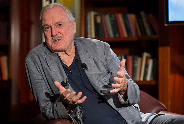 John Cleese on his mother