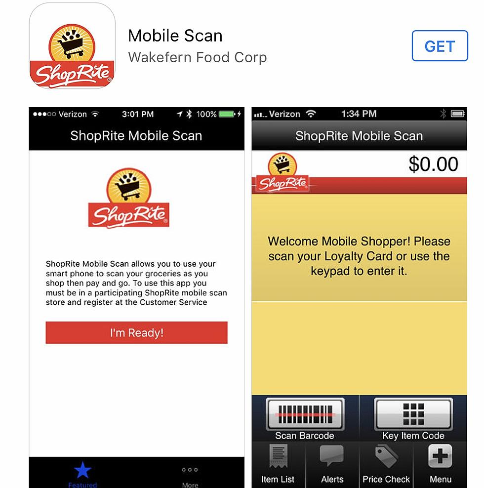 Mobile Scan App Available At New North Greenbush ShopRite