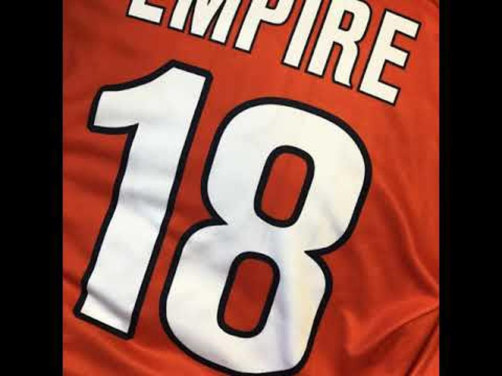 Unlikely Albany Empire Player Makes Bold Prediction (AUDIO)