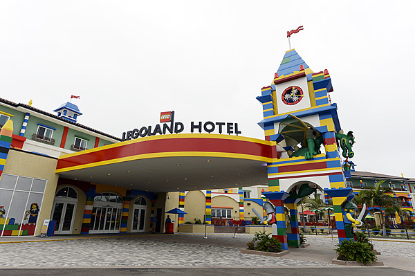 Be One of the First Visitors to New York's Legoland Resort