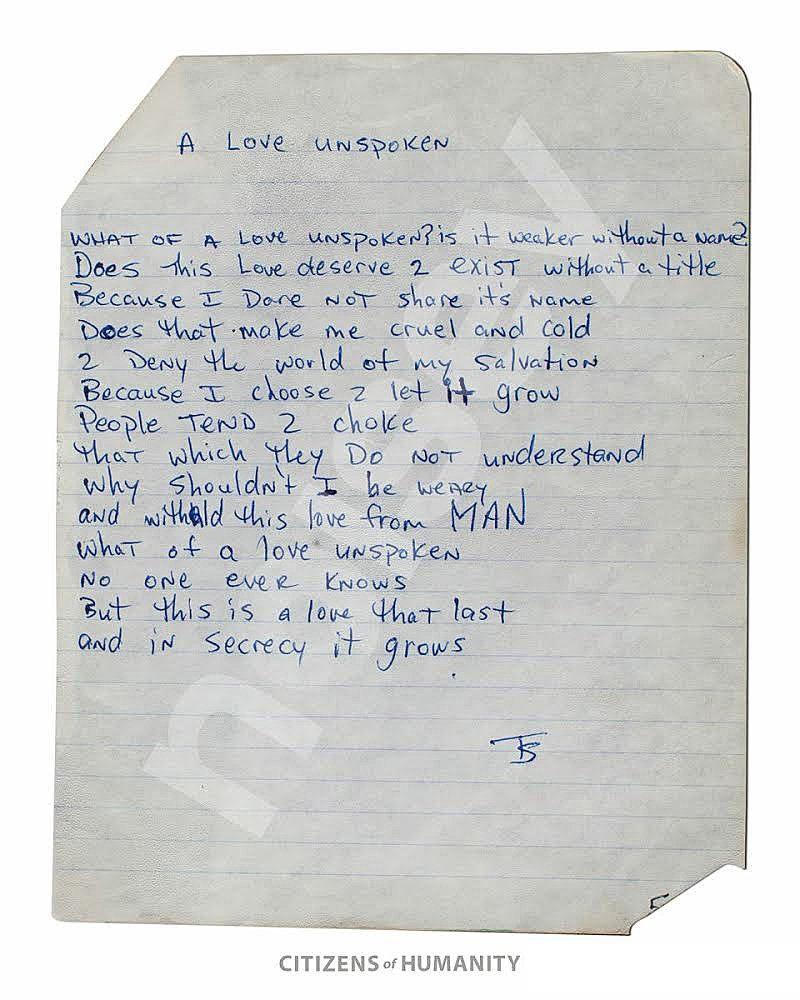 Check Out These Unreleased Poems By A Teenaged Tupac