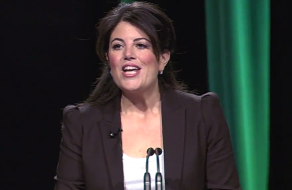Monica Lewinsky Thanks Rappers For Shouting Her Out In Songs - XXL