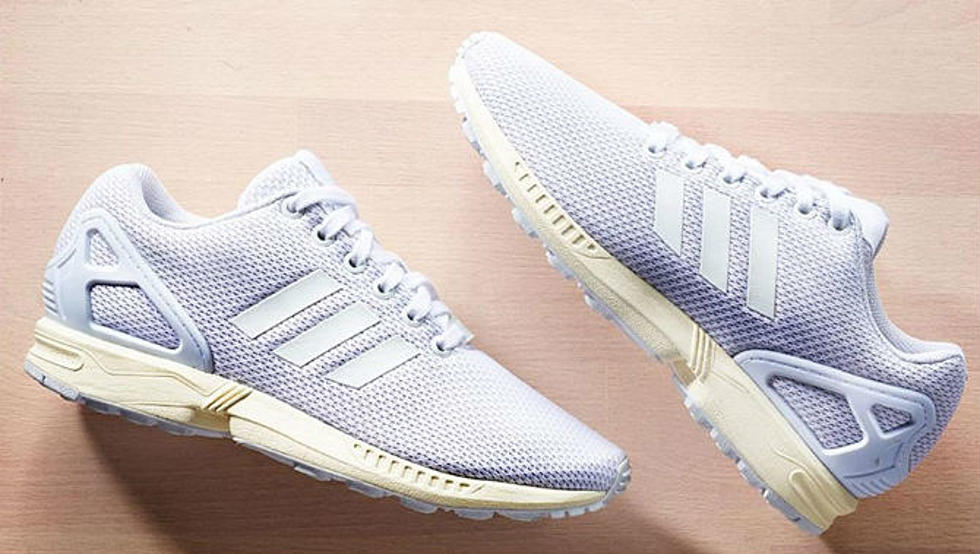 """half off 401d6 7aed8 Adidas Originals ZX Flux """"All White"""" - XXL"""