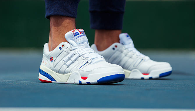 K-Swiss Releases OG Sneaker With The SI