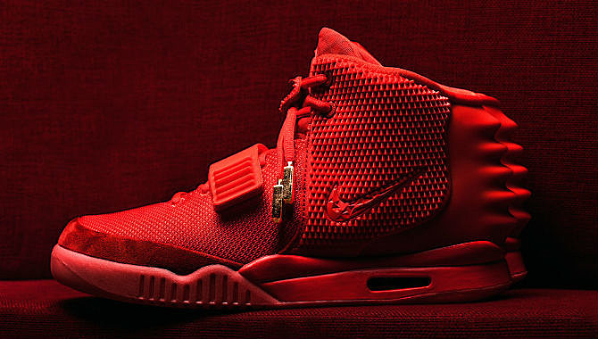 The 8 Best All-Red Sneakers Released In