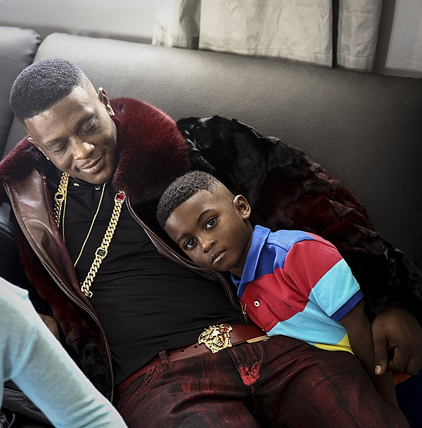 Juice Wrld Youngboy Never Broke Again: Boosie Badazz Did Not Photoshop His Son In Christmas Pic