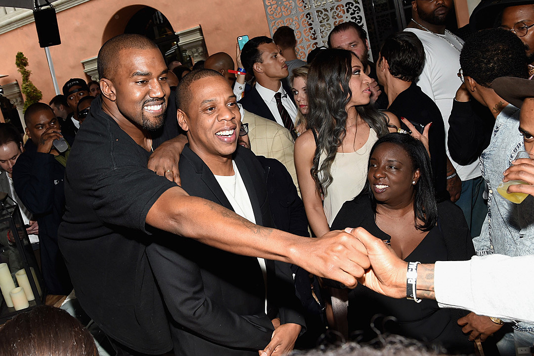 Jay Z, Kanye West, Rihanna & More Attend Annual Roc Nation