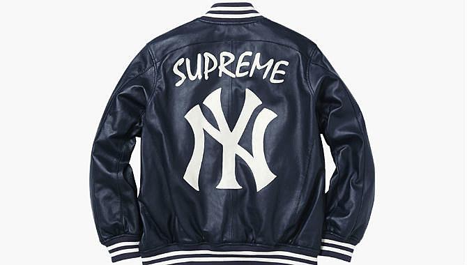 6b14f742aa4 New York Yankees x  47 Brand x Supreme Capsule Collection - XXL