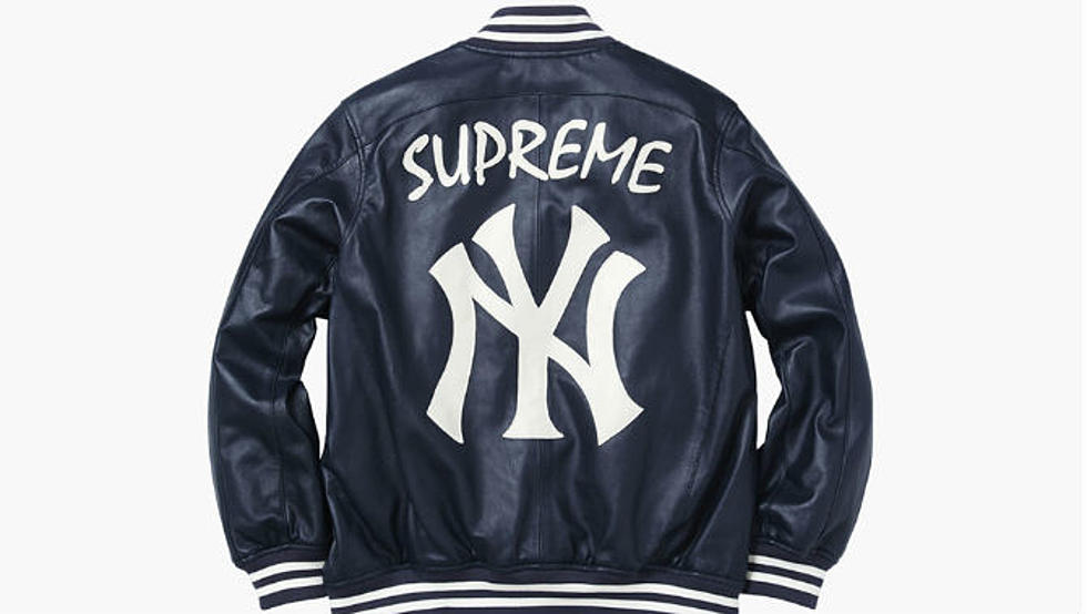 new concept 06a9b a5d89 New York Yankees x '47 Brand x Supreme Capsule Collection - XXL