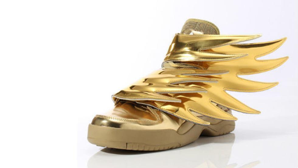 cheaper 7dff5 f735d Jeremy Scott x adidas Wings 3.0  Gold
