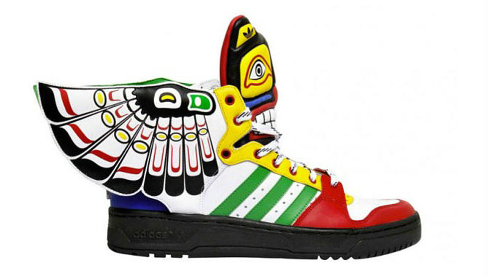 pretty nice 98335 0c1d3 9 of the Boldest Sneaker Designs From adidas x Jeremy Scott