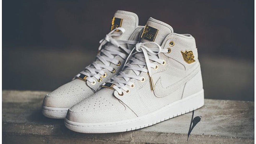 "huge discount 954a1 8712e Air Jordan 1 ""Pinnacle"" 24K Gold Pack - XXL"