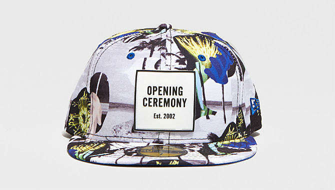 497512a10b9 Opening Ceremony x New Era Summer 2015 59FIFTY Cap Collection - XXL