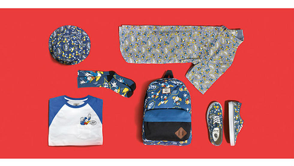 70da39518c Vans to Release Disney Footwear and Apparel Collection - XXL