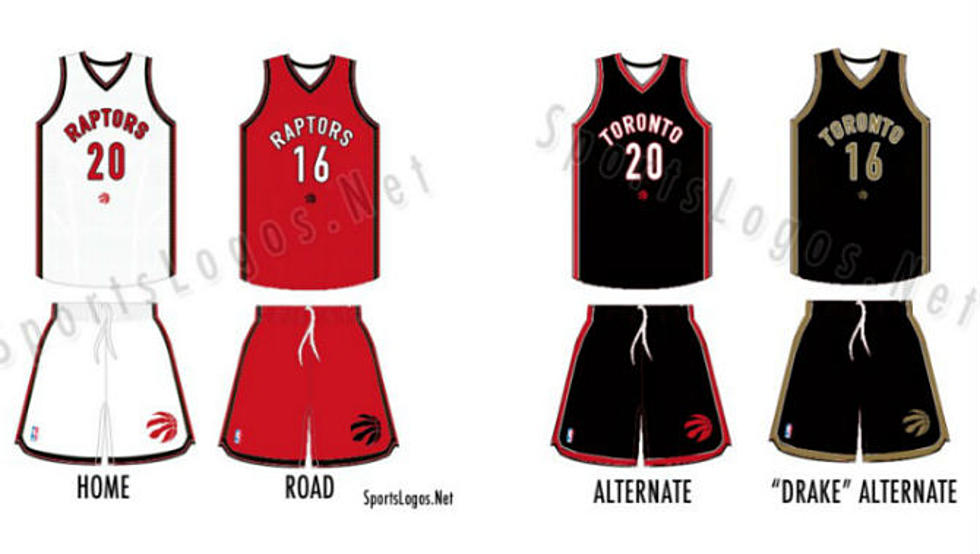 "reputable site dfede 8c7cc The Toronto Raptors Will Have a ""Drake"" Alternate Jersey ..."
