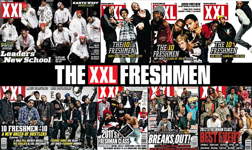 Xxl Freshman List 2020.Every Xxl Freshman Cover Over The Years Xxl