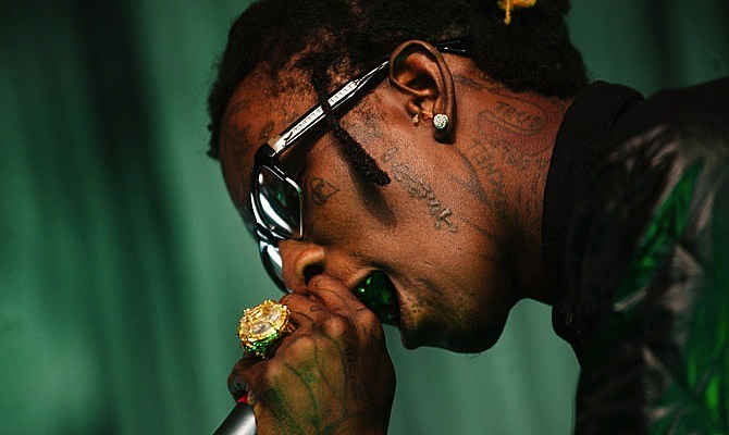 Young Thug Gets the Same Ice Cream Cone Face Tattoo as Gucci