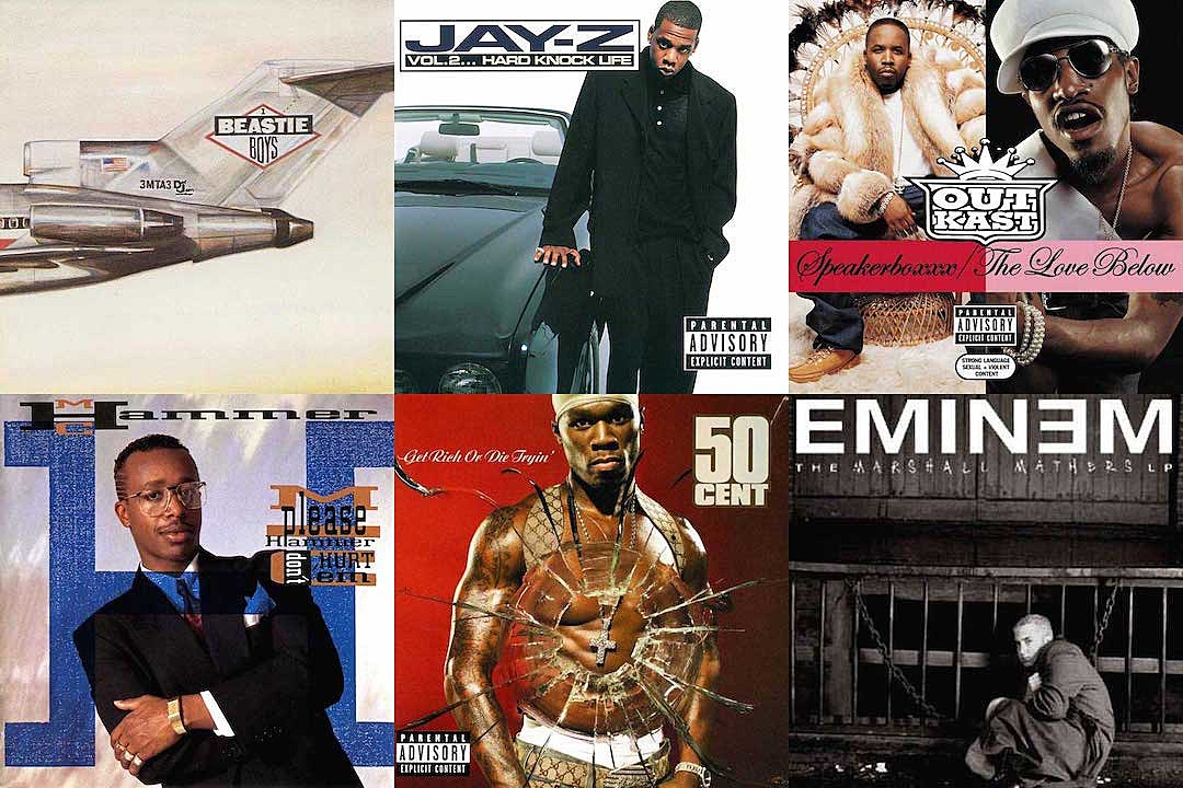 The Longest-Running No  1 Rap Albums Ever - XXL
