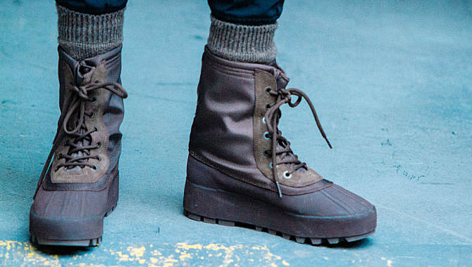 Adidas Yeezy 950 Boot Dropping This Fall - XXL