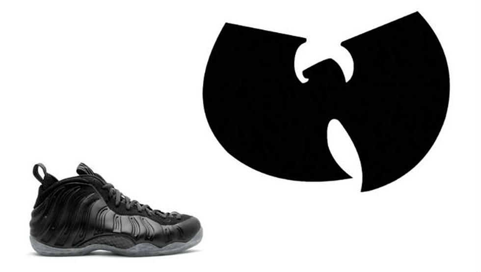 newest e36dd d1a39 A Nike Wu-Tang Clan Foamposite Will Drop Next Year - XXL