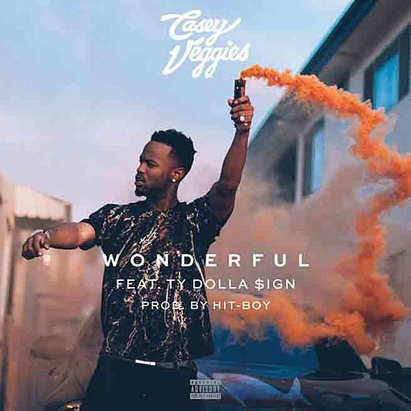 """Juice Wrld Youngboy Never Broke Again: Listen To Casey Veggies Feat. Ty Dolla Sign, """"Wonderful"""""""