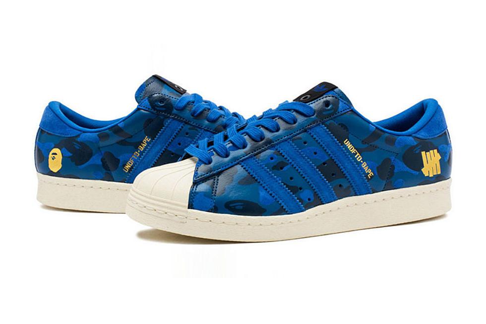 4da3605a2674 Bape x UNDFTD x Adidas Superstar 80s - XXL