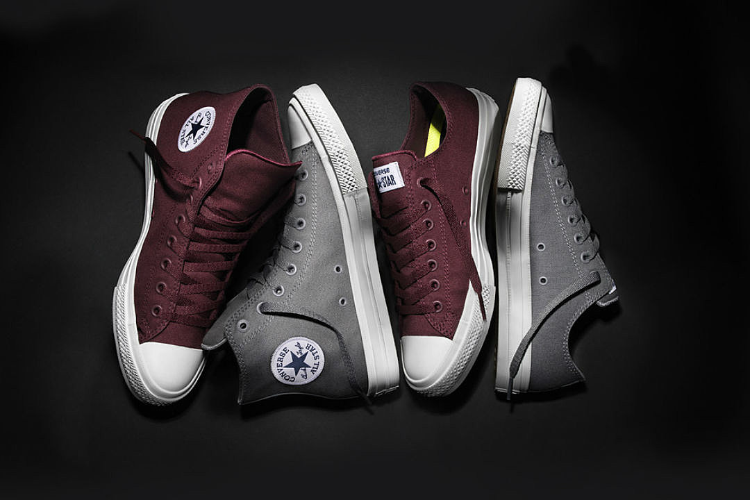 Converse Unveils New Colorways of the Chuck Taylor All Star