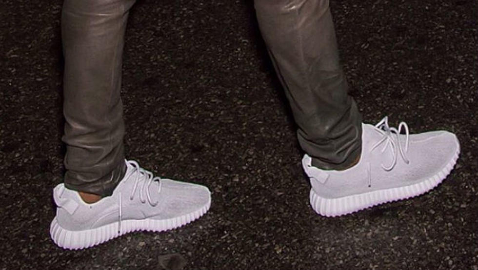 777b58dae Kanye West Wears New Colorways of the Yeezy Boost 750 and Yeezy Boost 350