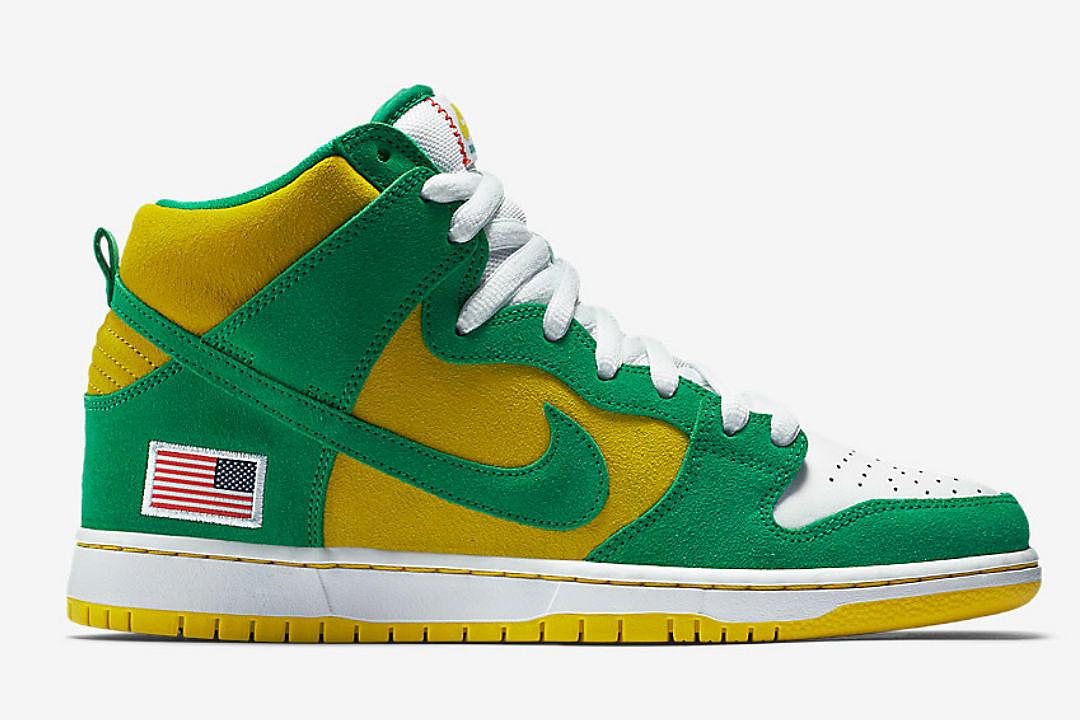 "quality design b0543 79869 Anonymous x UNheardof x Nike SB Collaborate on a ""Nasty Boys ..."