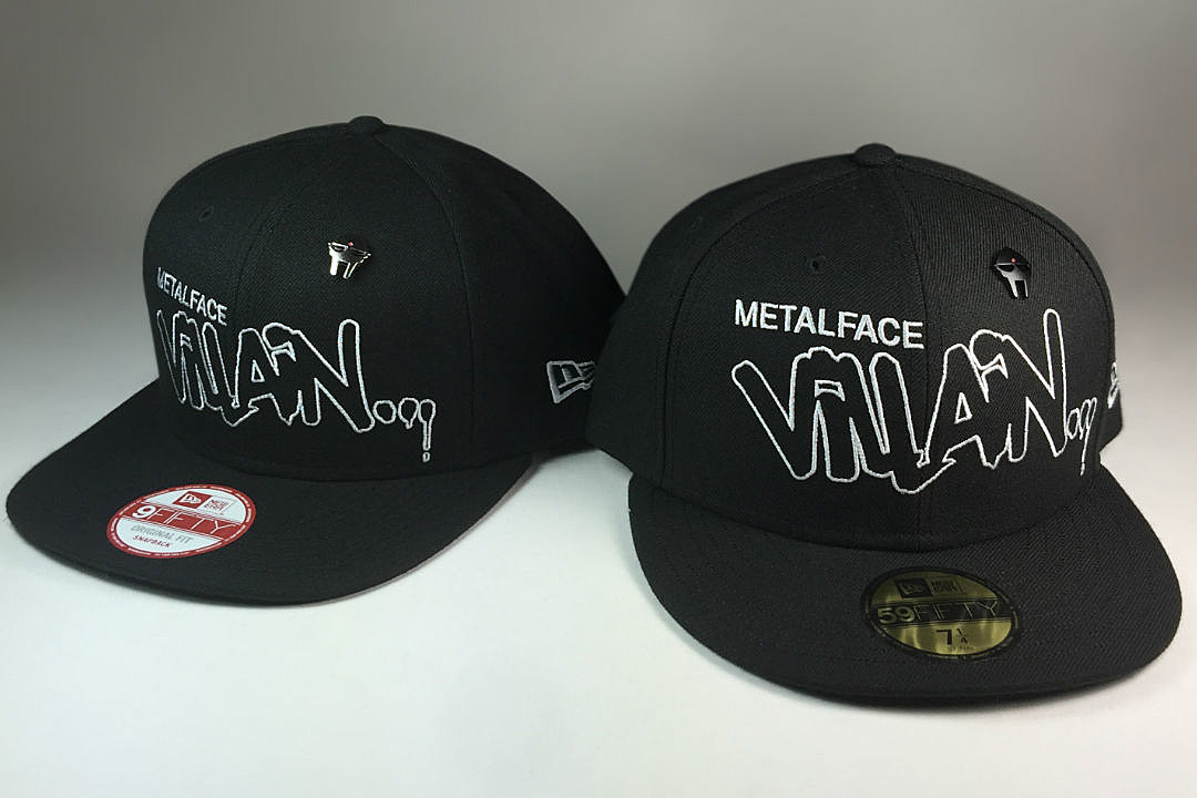 8a22bb5d631 MF Doom Launching Limited Edition Cap With New Era - XXL