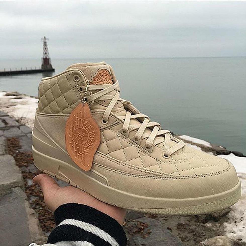 f138b6ee753 12 Best Instagram Photos From Just Don x Air Jordan 2 Beach Release ...