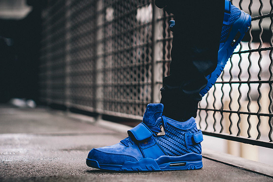 3c247a202ad95 Nike Air Trainer Cruz Rush Blue Releases This Weekend - XXL