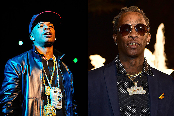 Plies Disses Young Thug, Says He's a Lower Tier Artist - XXL