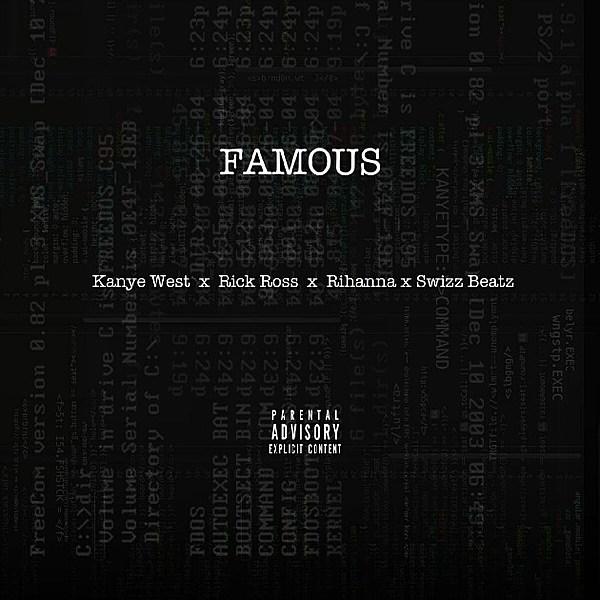 "Rick Ross Remixes Kanye West's ""Famous"""
