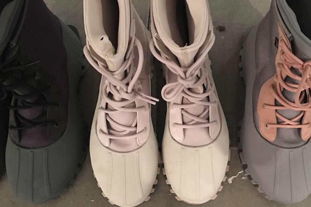 Kanye West Previews Yeezy 1050 Boots