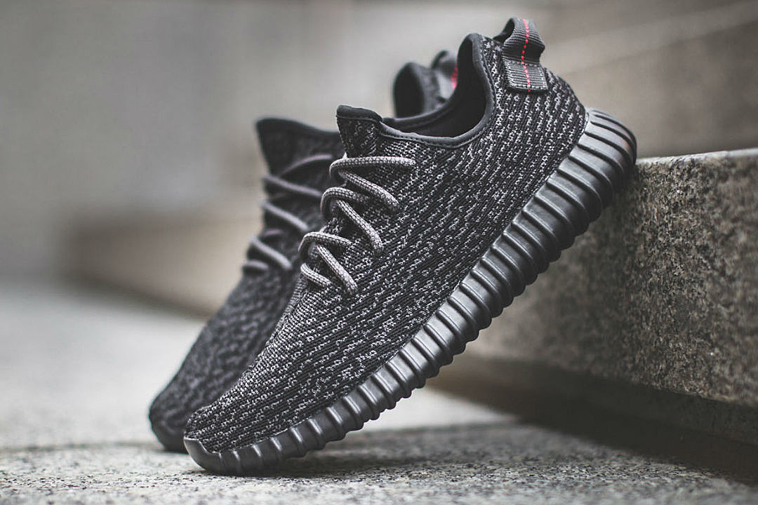 db898ed960399 Full List of Retailers Selling the Adidas Yeezy Boost Pirate Black - XXL