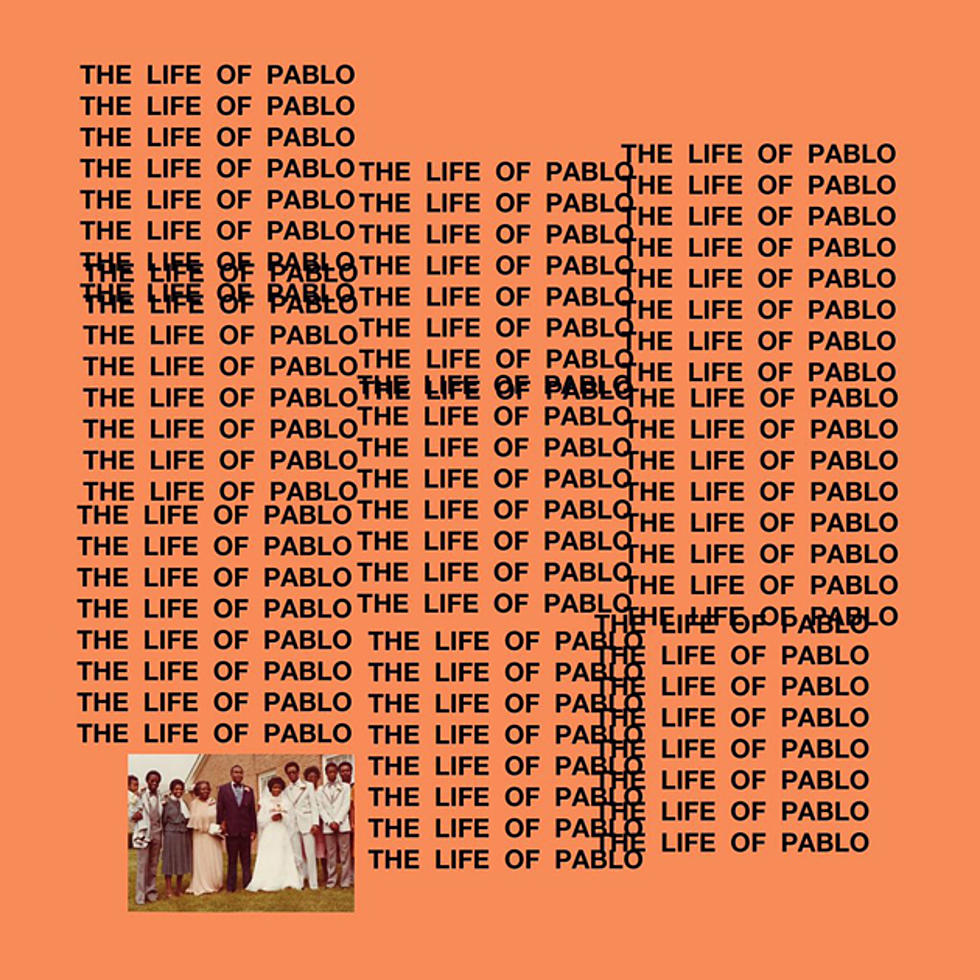 Image result for the life of pablo cover