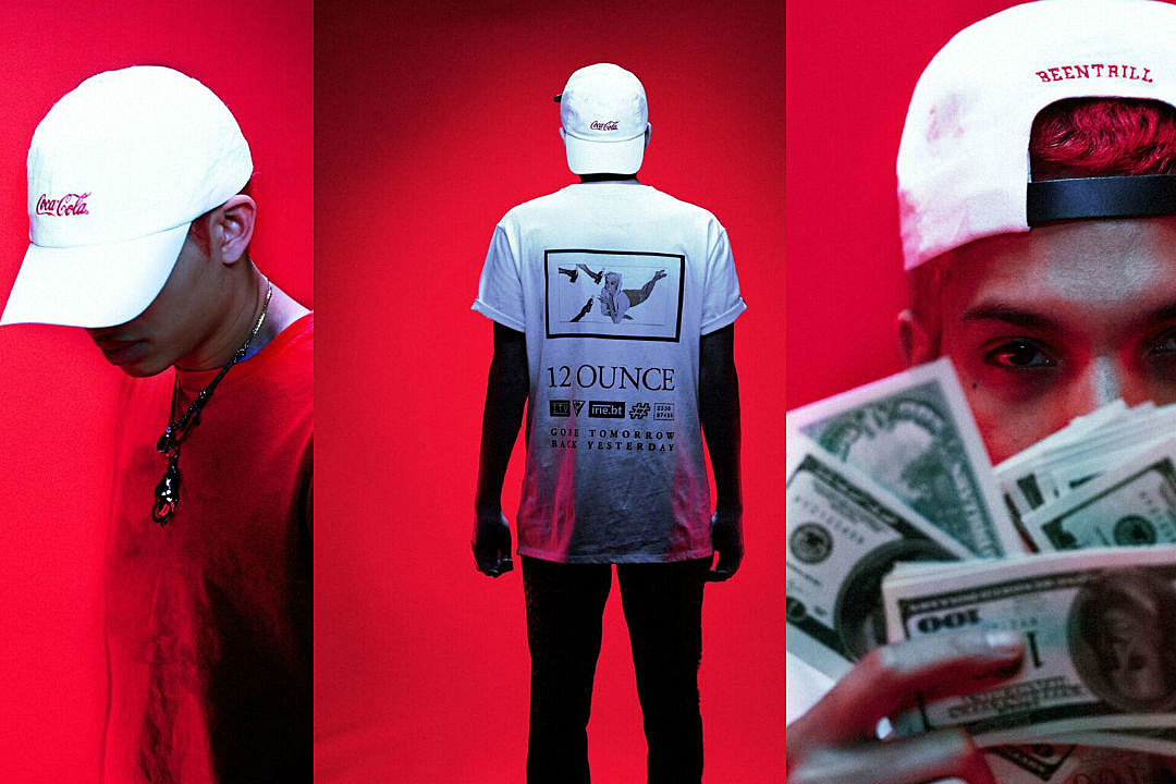 Been Trill Partners Up With Budweiser for Exclusive Clothing Collection -  XXL b068f70d2ba