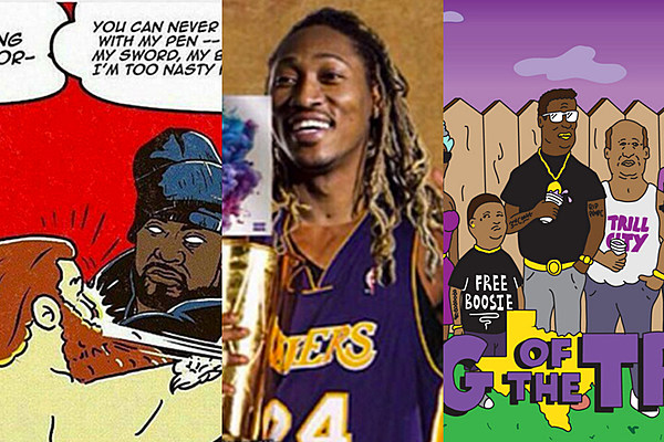 Fans Keep Using These Funny Future Memes for Trending ...  |Keep Going Hip Hop Meme Funny