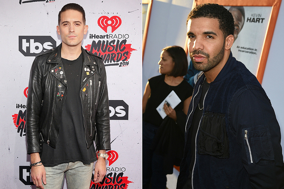 G-Eazy Says Drake Is the Best Rapper Right Now - XXL