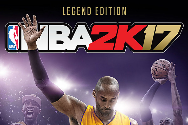 Kobe Bryant's Legacy Lives On In NBA 2K17 Legend Edition - XXL