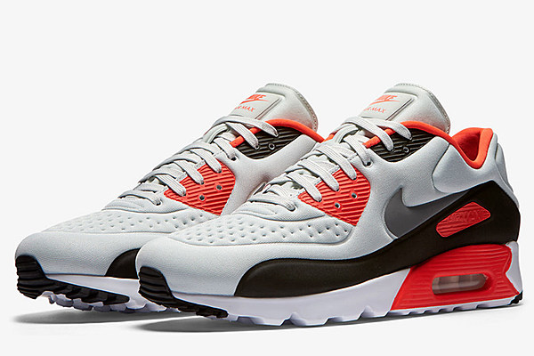 Nike Unveils New Version of the Air Max 90 Infrared - XXL